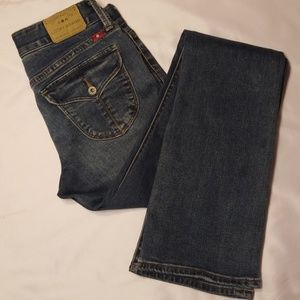 🍀Luck Brand Leyla Boot Cut Jeans